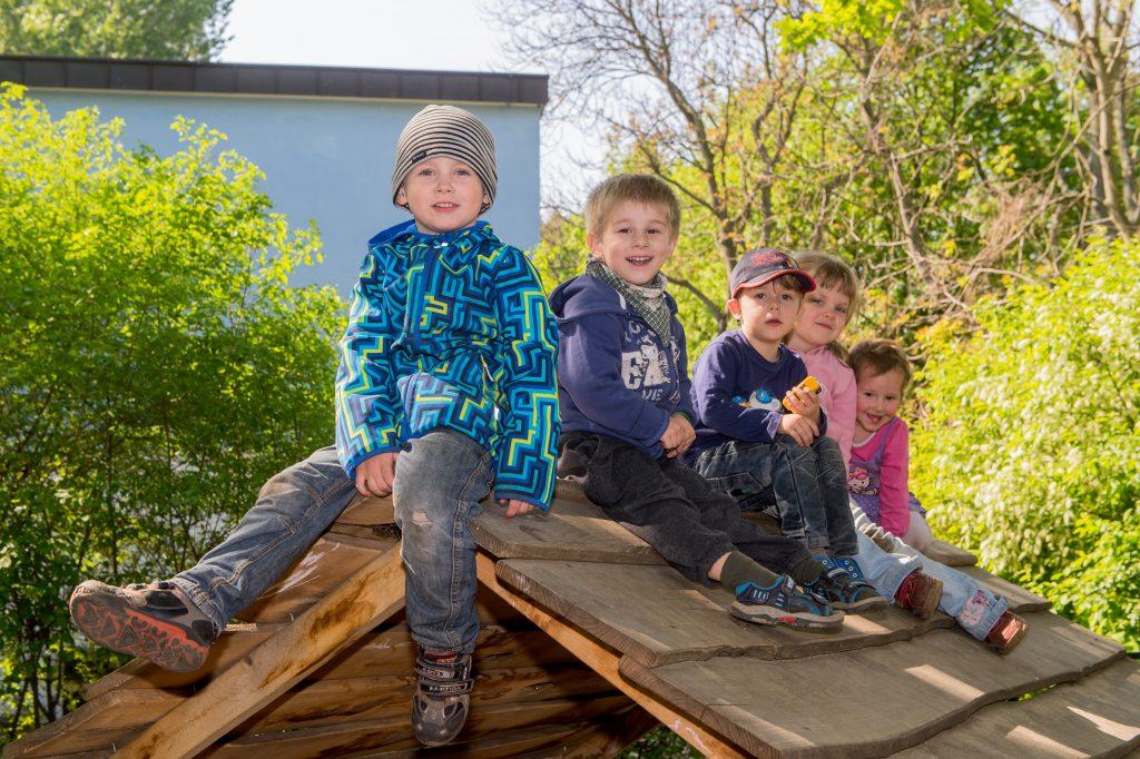 Spielen in Kindertagesstätten
