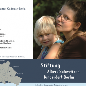 Flyer Stiftung