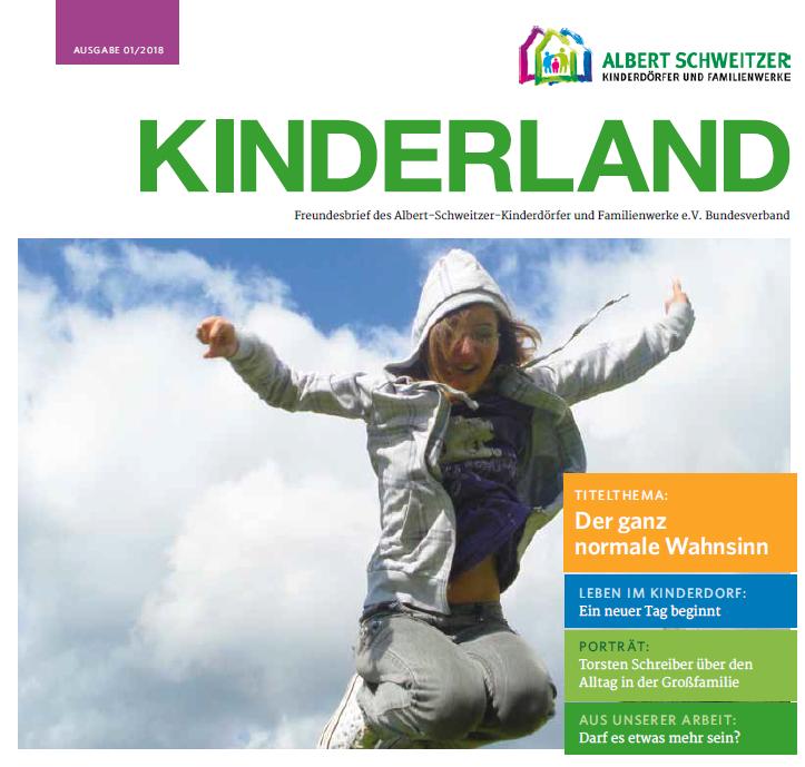 Kinderland 01/2018