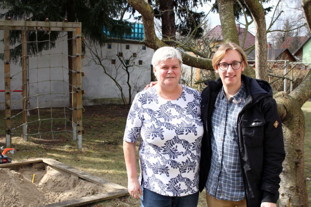 Heide-Marie Holzappel ist Hausleiterin im Kinderdorf. Kai hat hier beinahe seine ganze Kindheit verbracht.